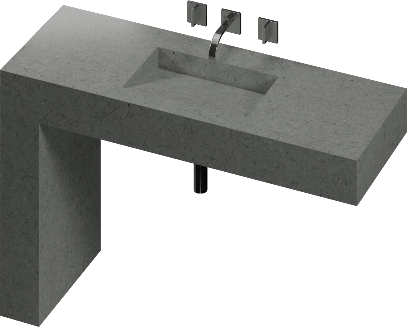 Silestone bathroom sink collection for Silestone sink